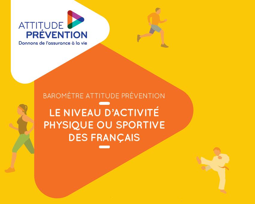 Barometre Activité Physique Sportive Français - Image conf de presse
