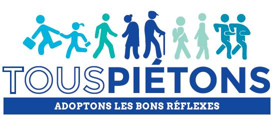 Logo Tous Piétons