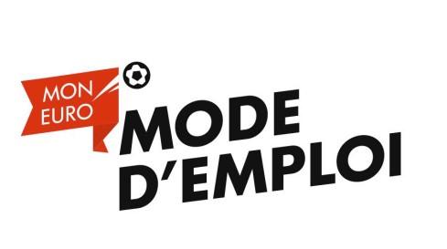 Logo Mon Euro 2016 #ModedEmploi