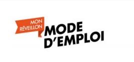 Logo Mon réveillon #ModedEmploi
