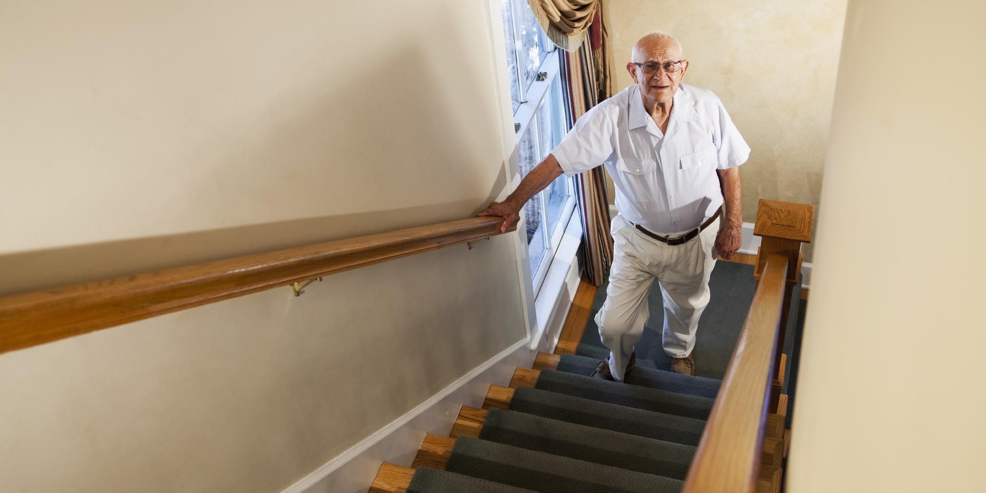 Blessures seniors à domicile