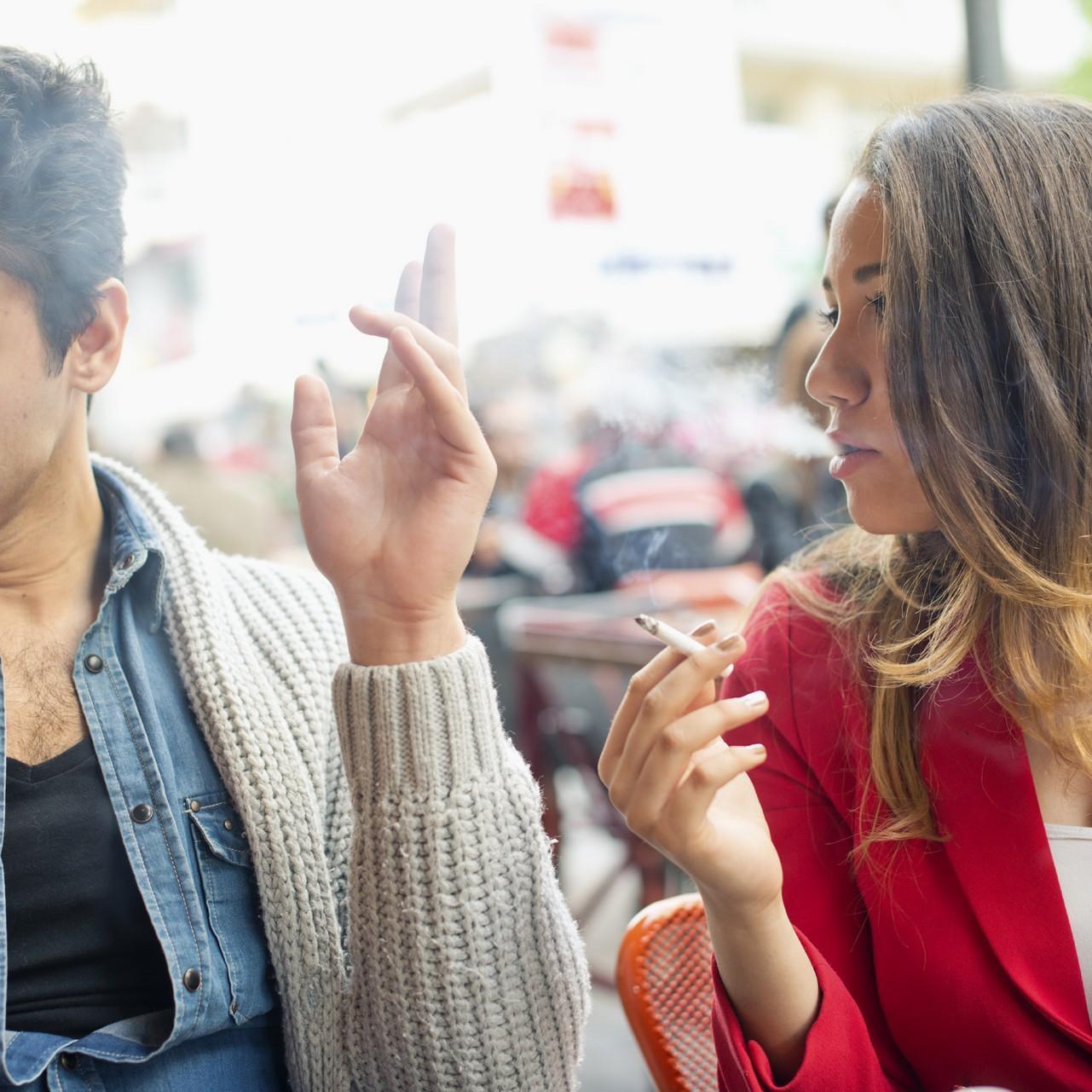 Tabac : c'est décidé, j'arrête !