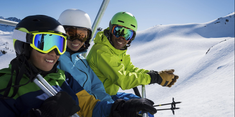 Prévenir les risques d'accident aux sports d'hiver