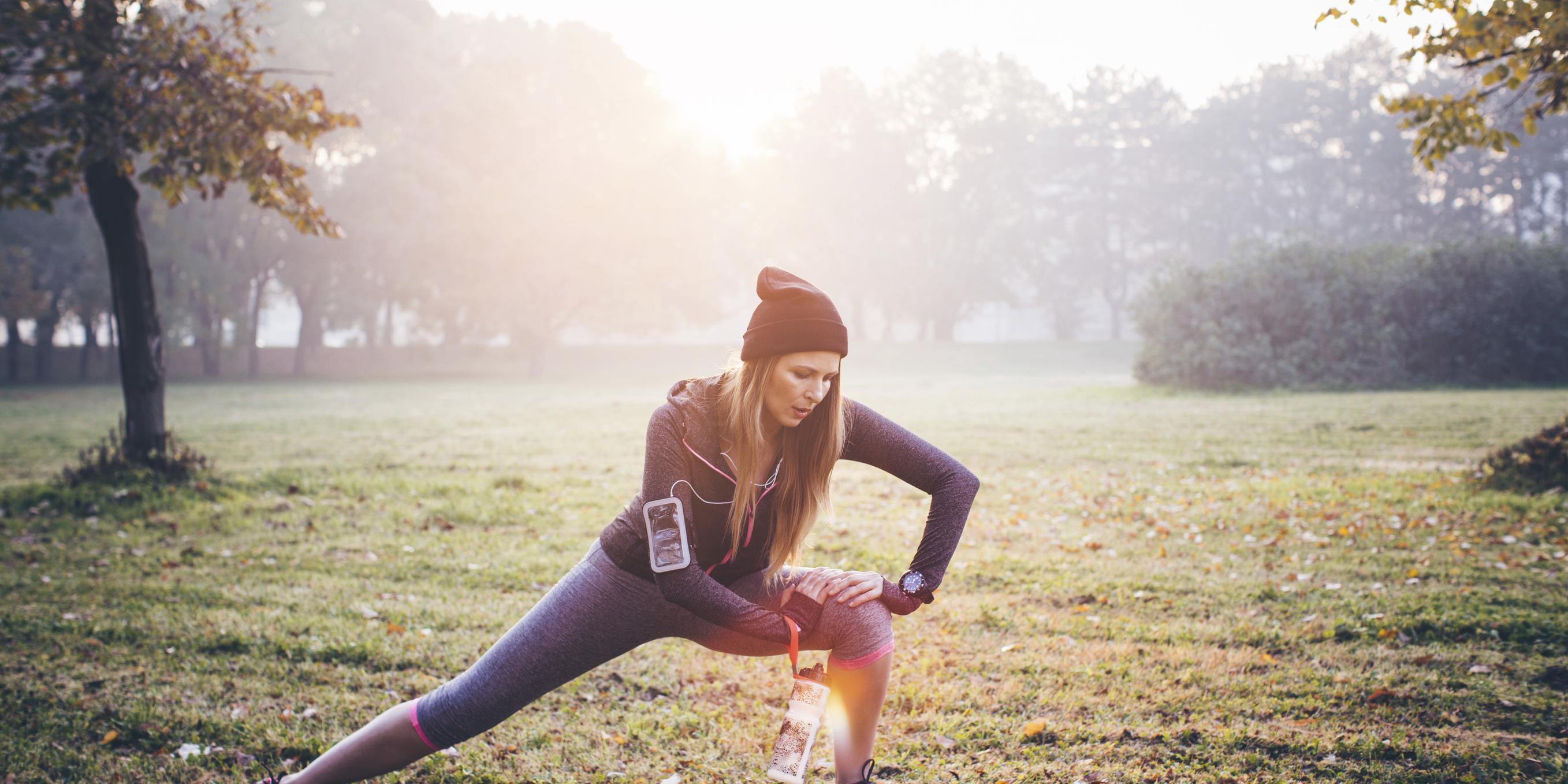 Sports de glisse : la préparation physique