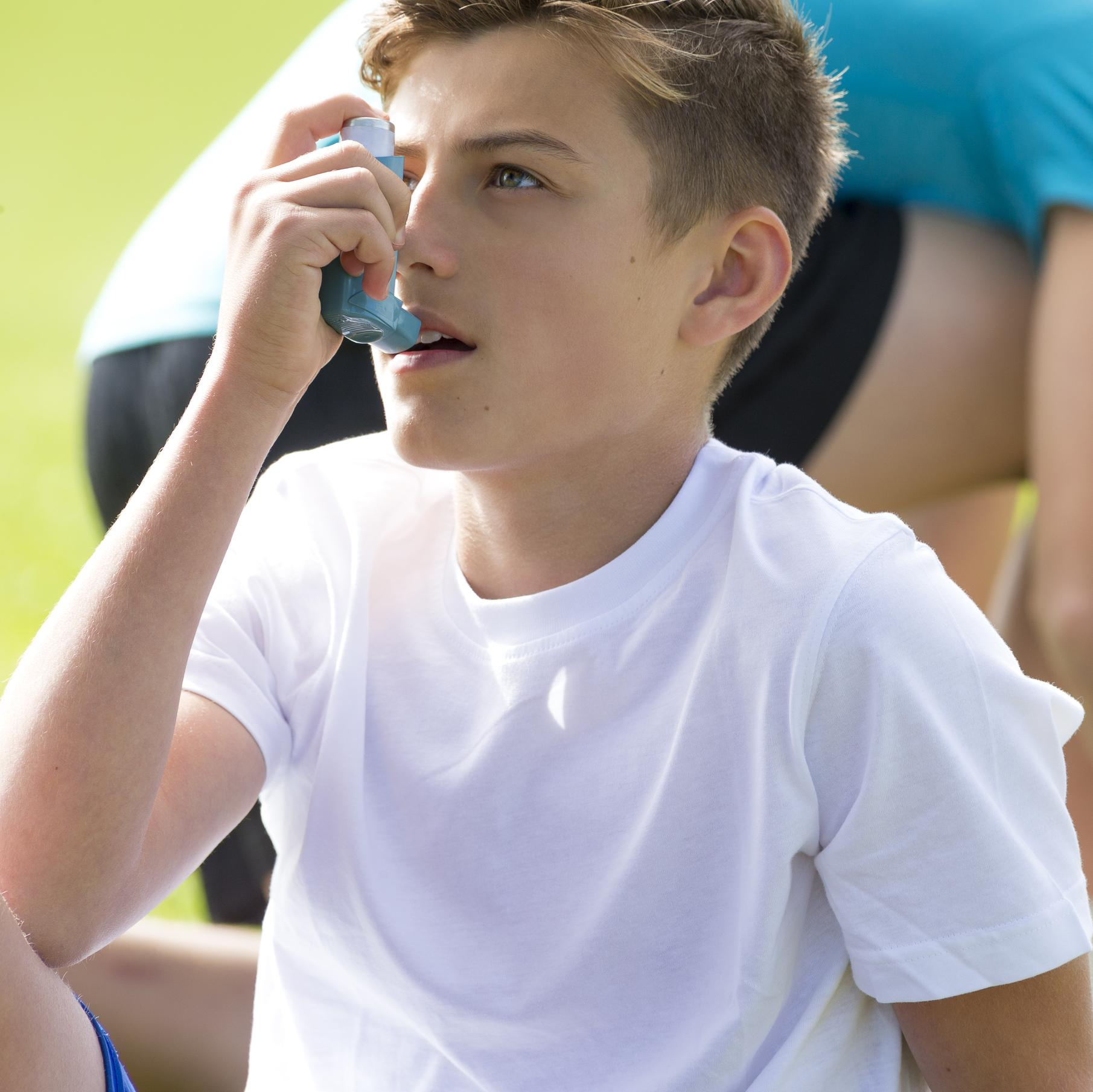 sport asthme