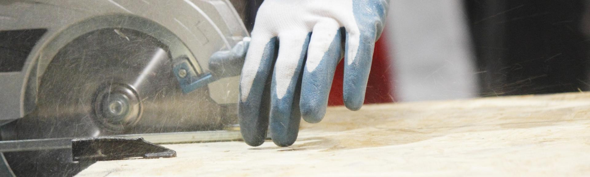 Accident de la main
