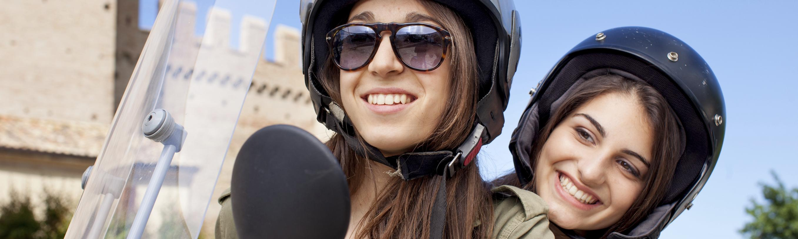équipement sécurité scooter