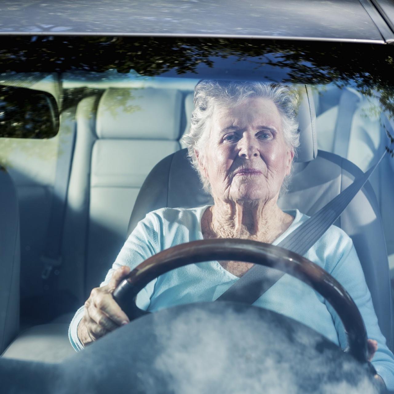 Seniors au volant