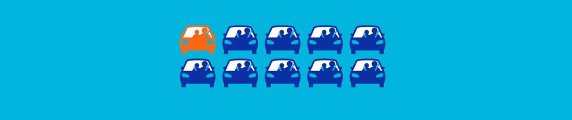 Etude exclusive : Le comportement des parents au volant en présence de leur enfant