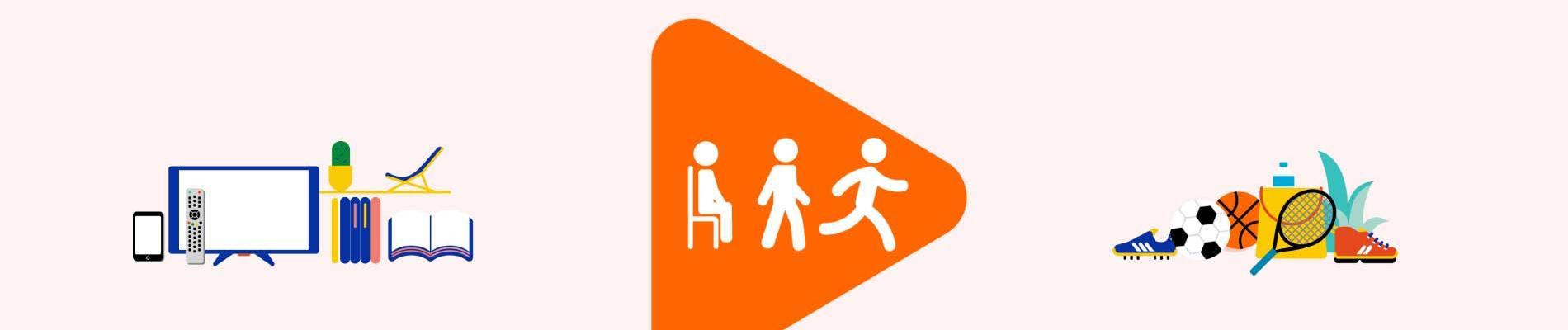 Sédentarité et activité physique en Europe : 72 % des Européens sous-estiment les risques de la sédentarité pour la santé