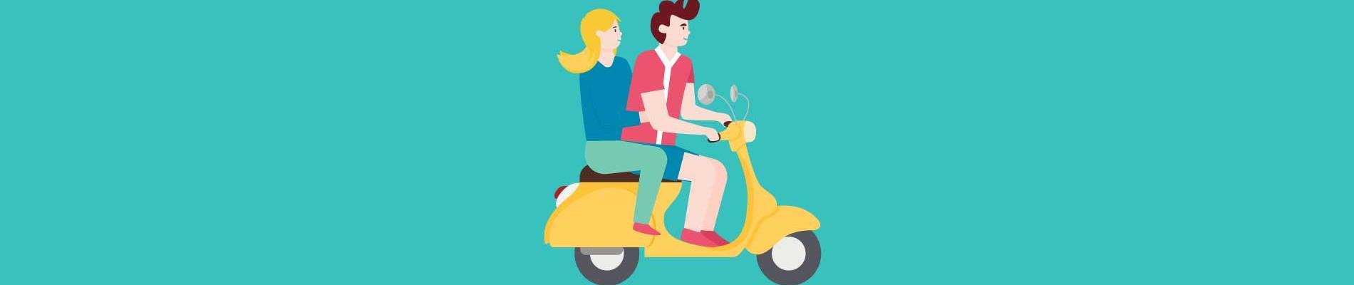 Les 14/24 ans en deux-roues motorisés sont-ils bien équipés ? - Enquête
