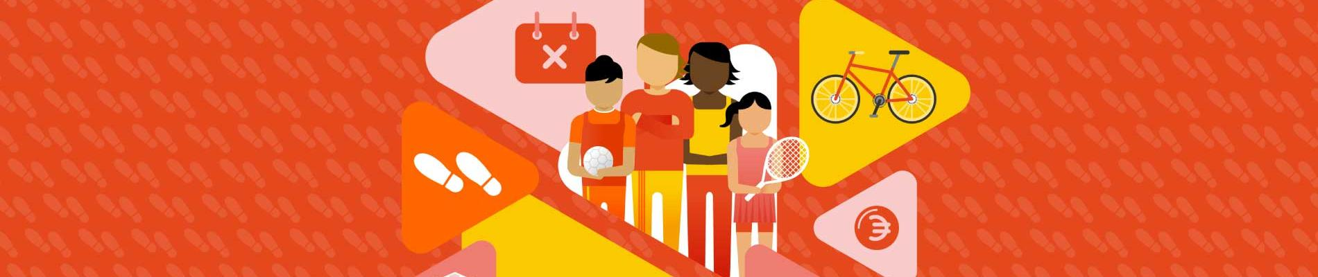 Etudes sur le niveau d'activité physique ou sportive des Français