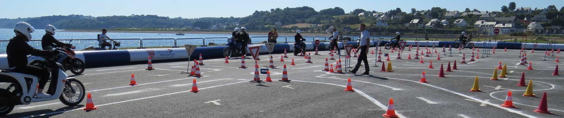 Les jeunes en piste pour la sécurité à Perros-Guirec, du 7 au 11 juillet