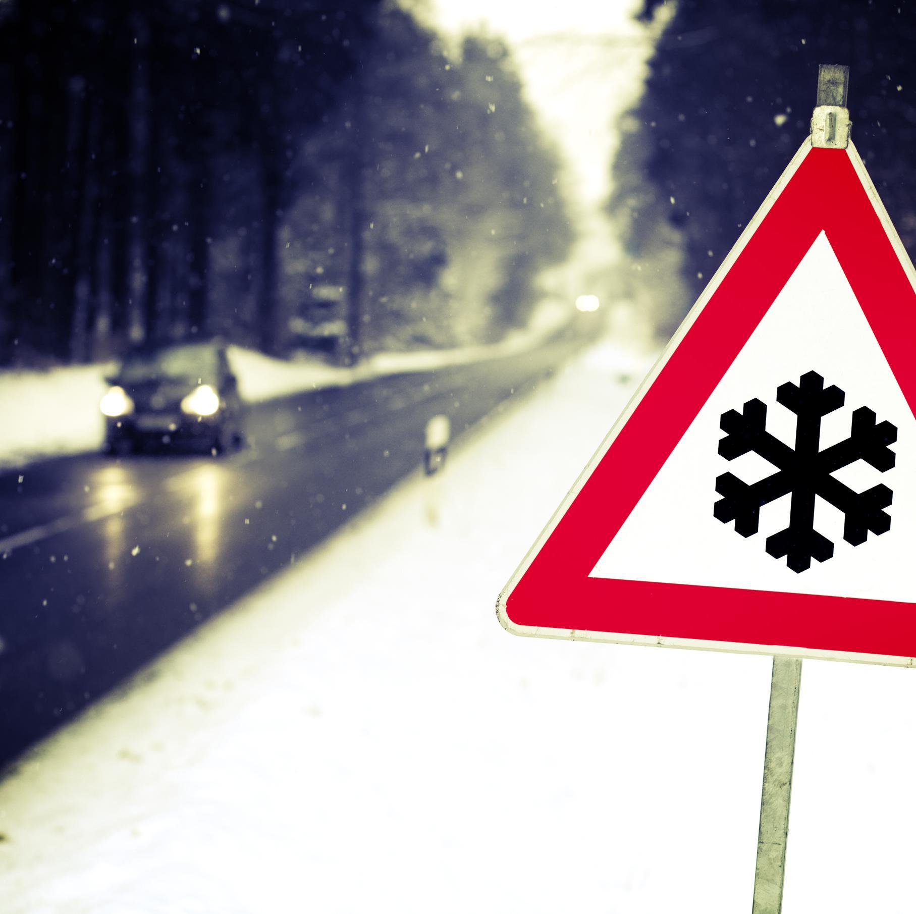 Conduire en hiver : les bons réflexes pour circuler en sécurité !