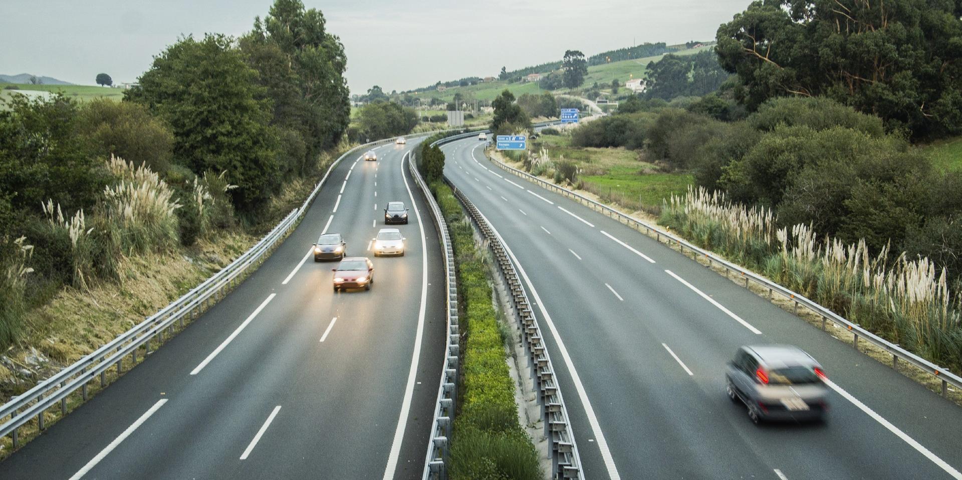 Conduite sur autoroute