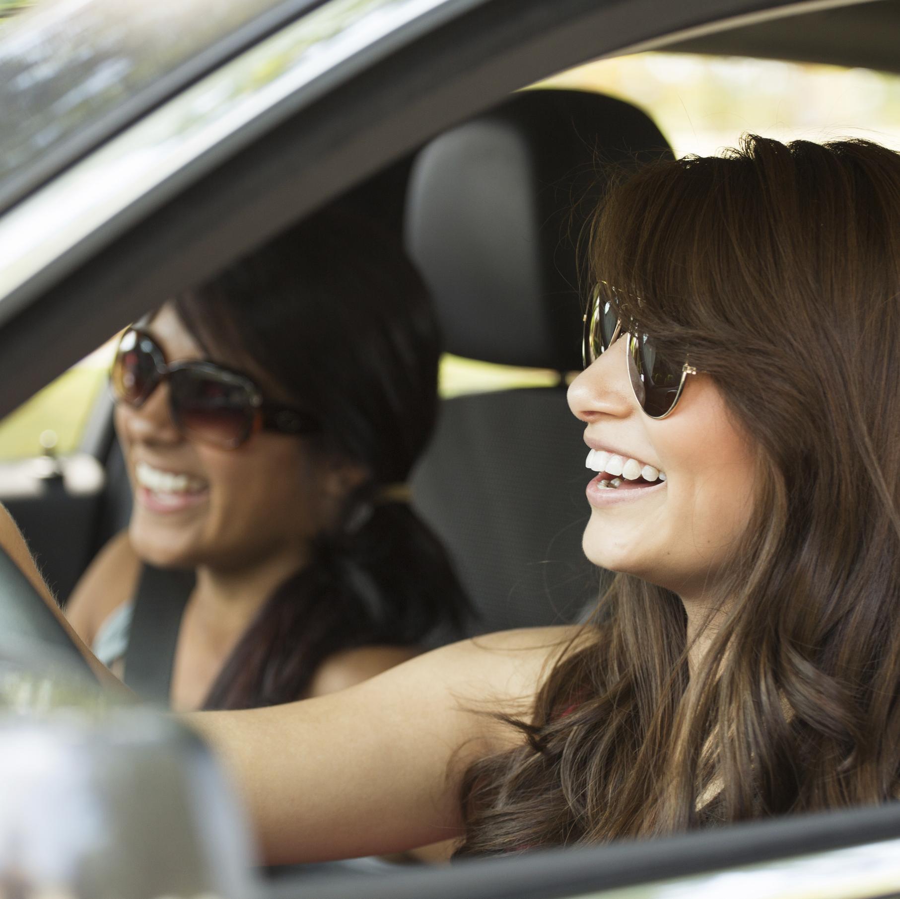 Passager sécurité voiture