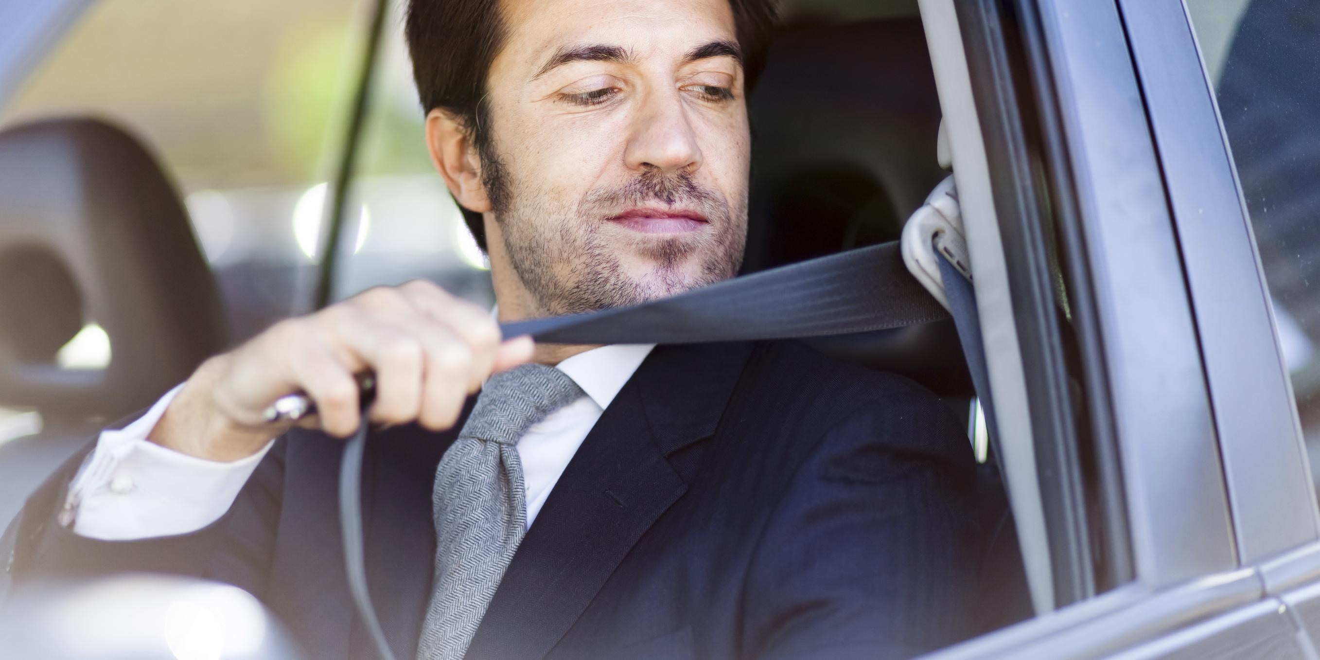 ceinture sécurité