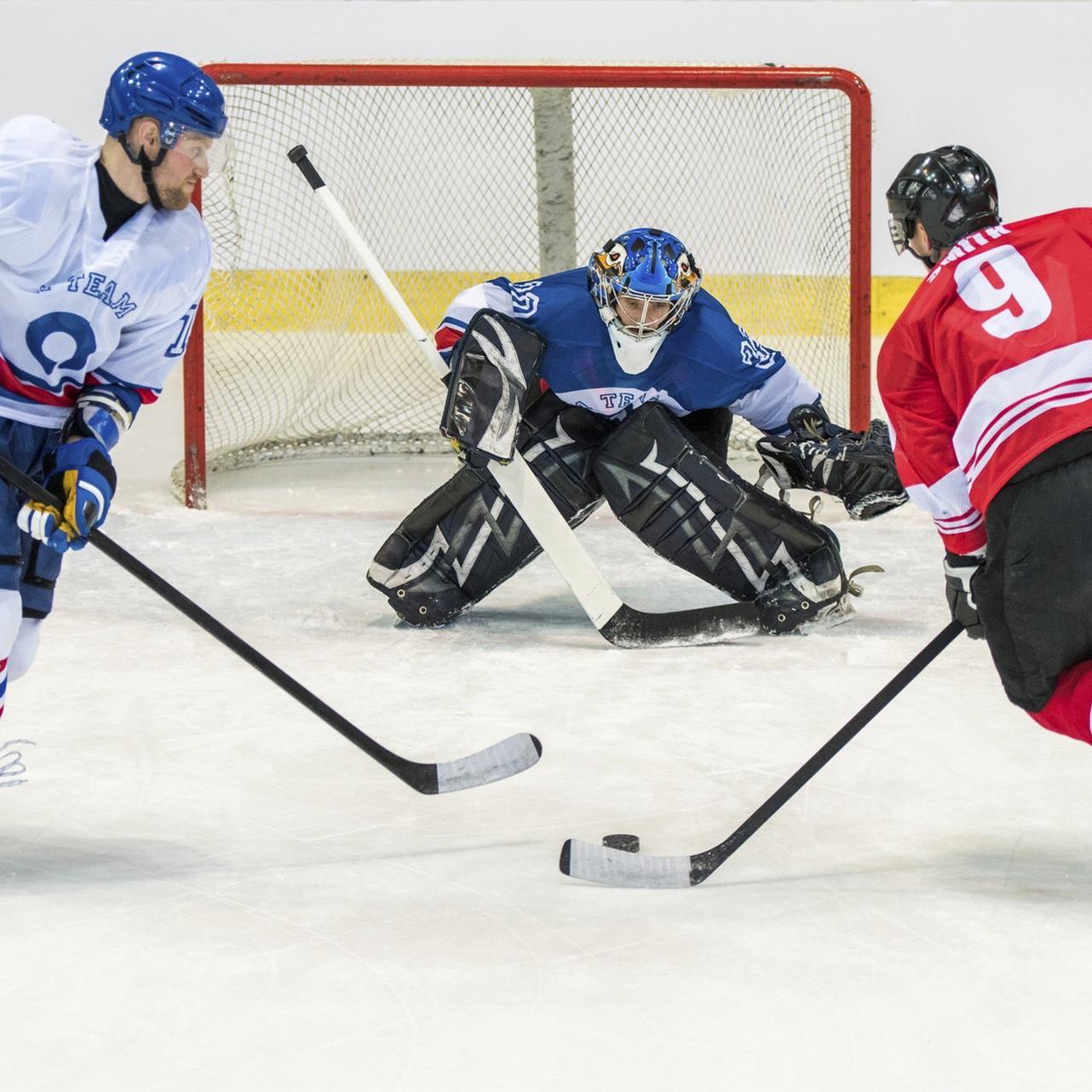Hockey sur glace : quels bénéfices pour la santé ?
