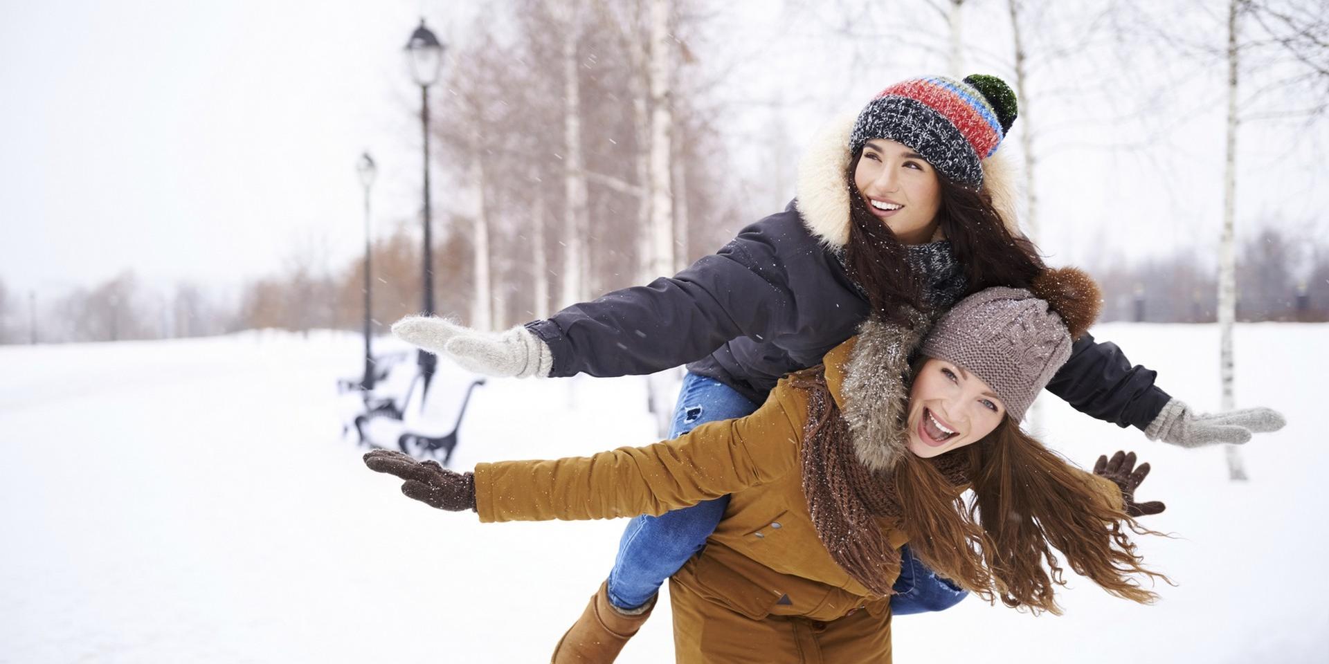 Les sports d'hiver de ceux qui n'aiment pas le ski