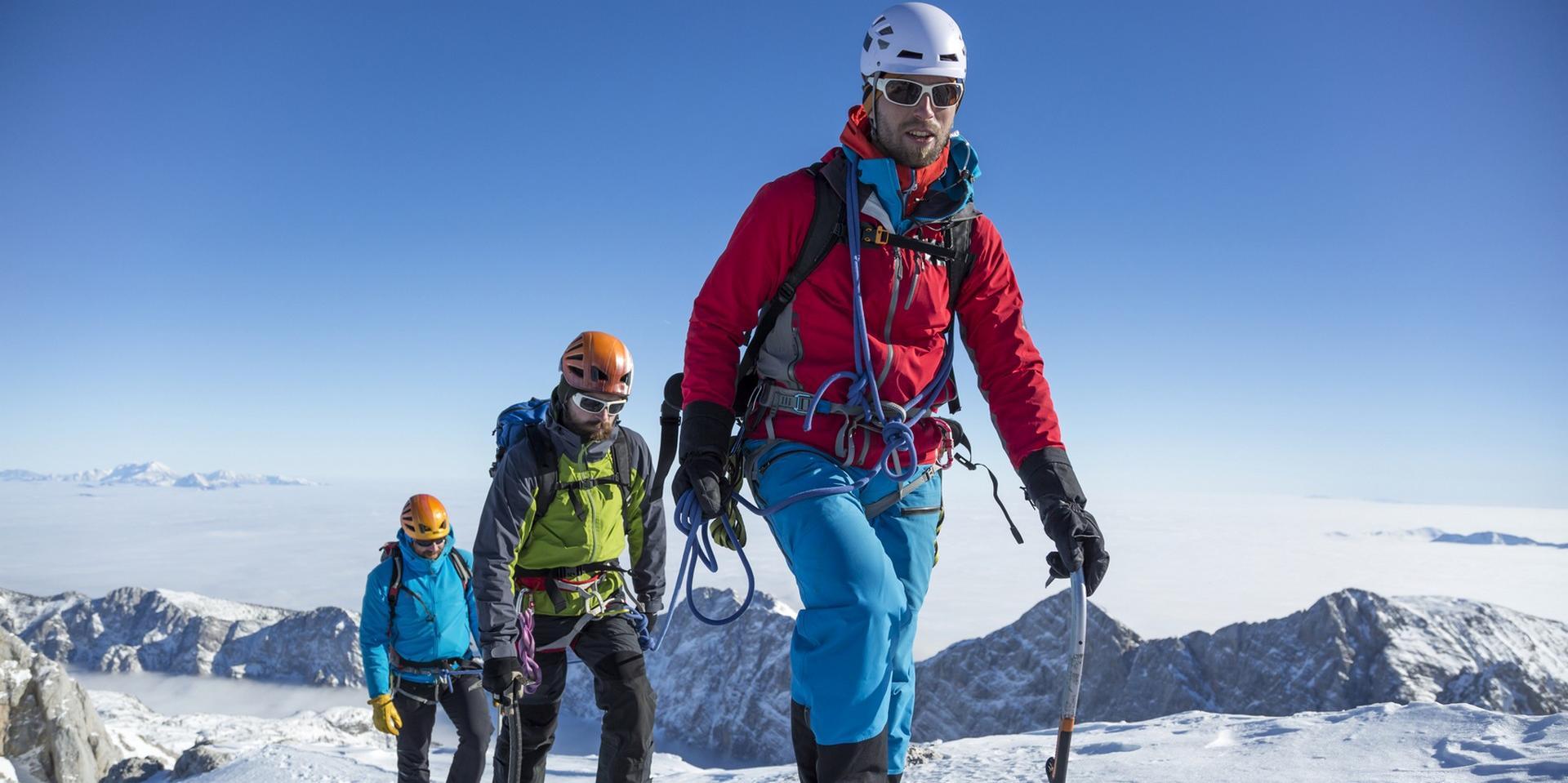 L'alpinisme, pour rester au sommet… de sa forme !