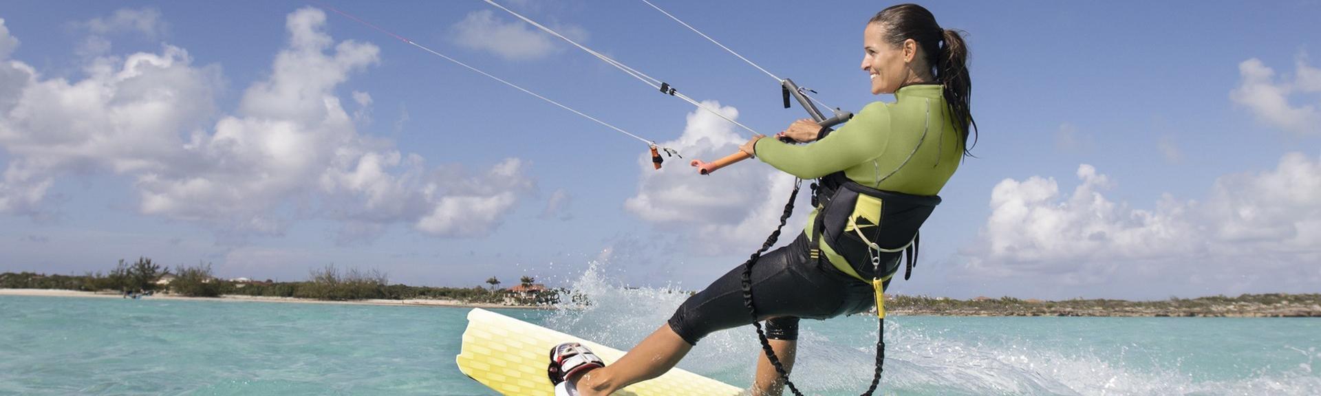 Les bénéfices du kitesurf pour la santé