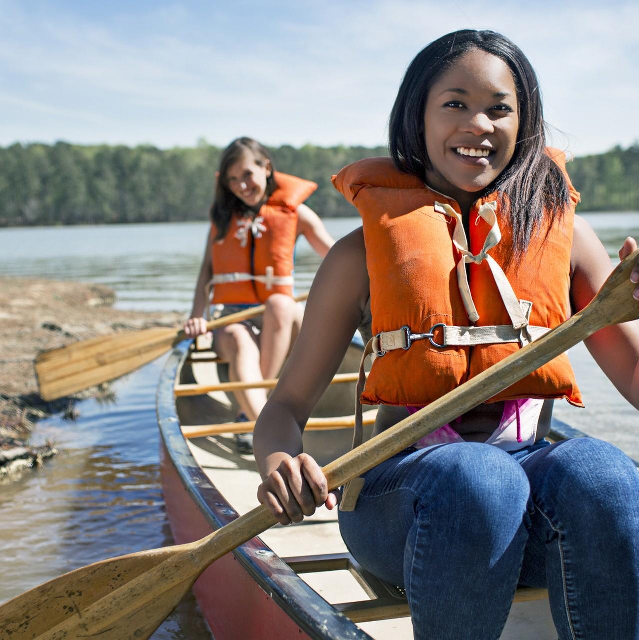 L'aviron et le canoë, pour être en forme en s'amusant