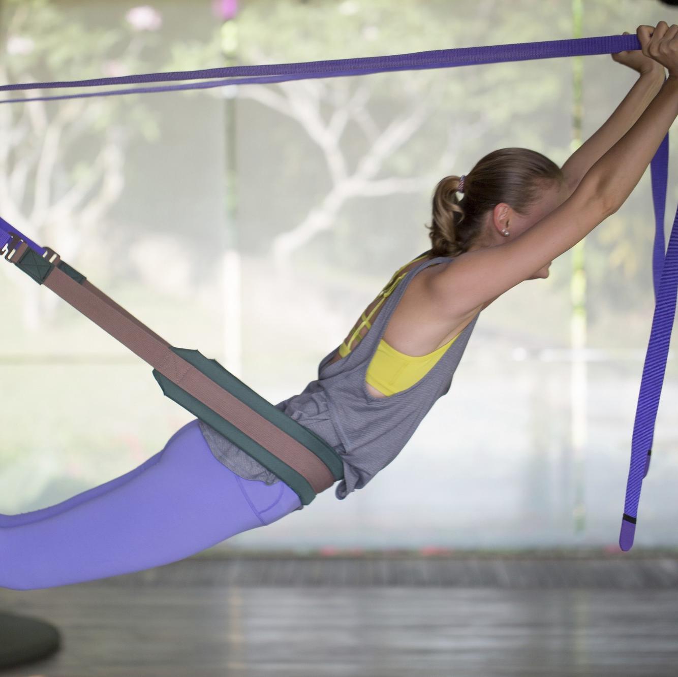 Qu'est-ce que le Fly Yoga ?