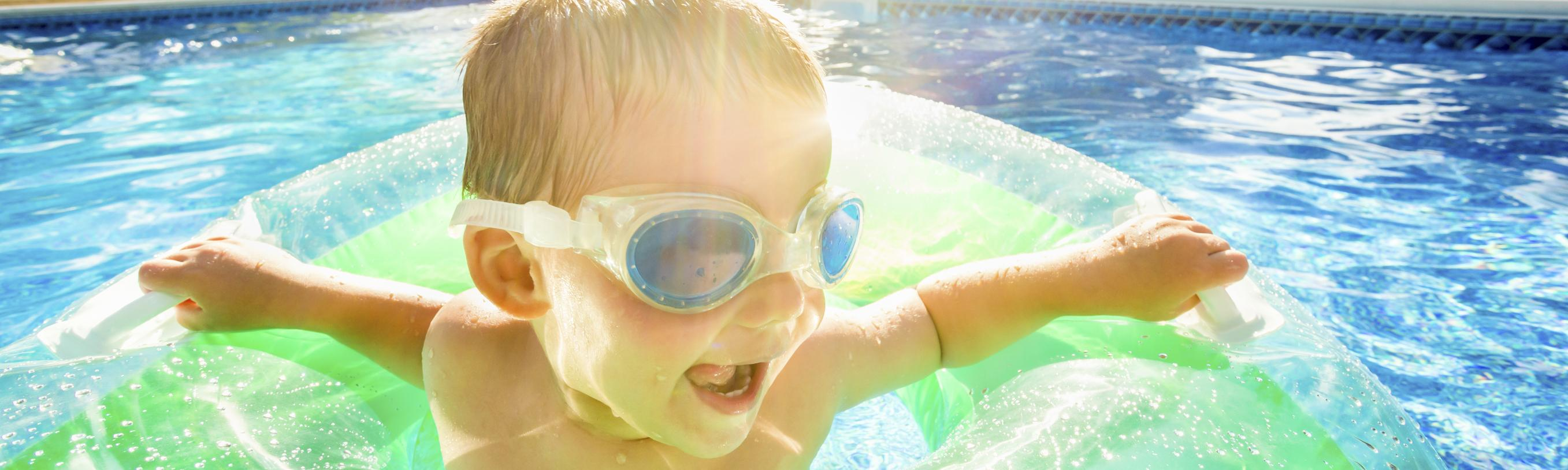 Savoir protéger l'enfant d'une noyade en piscine privée !