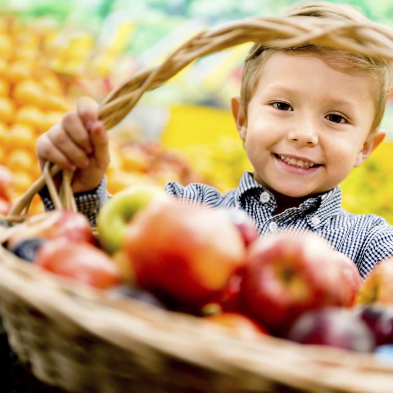 Manger des fruits de saison