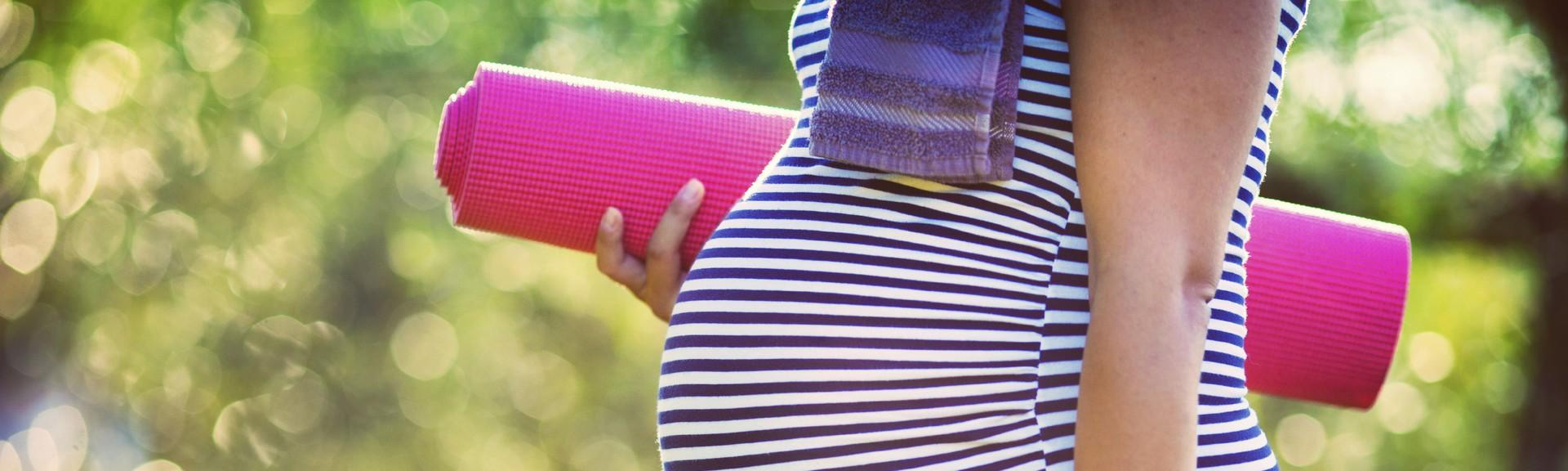 Les bons réflexes pendant la grossesse