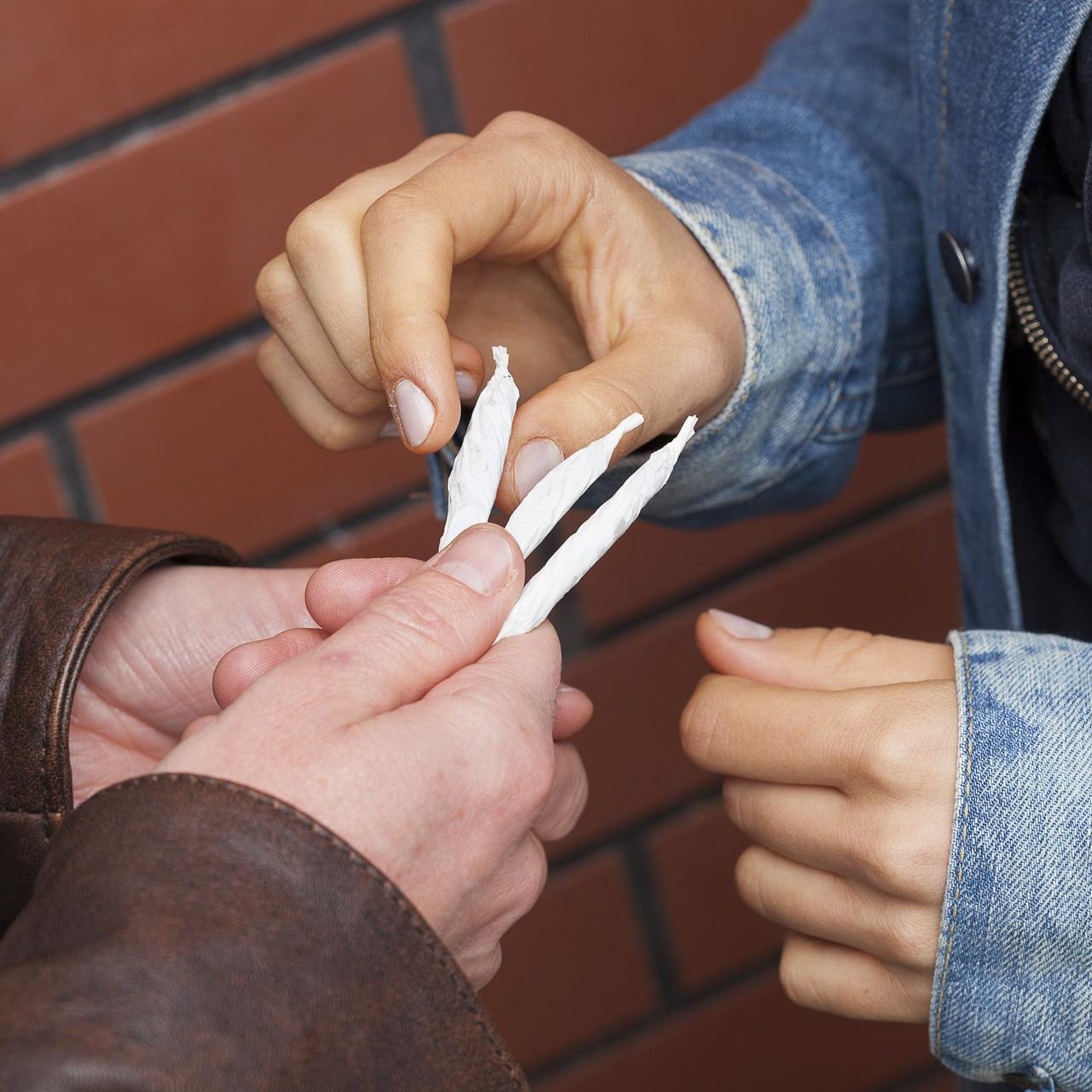 La drogue chez les jeunes