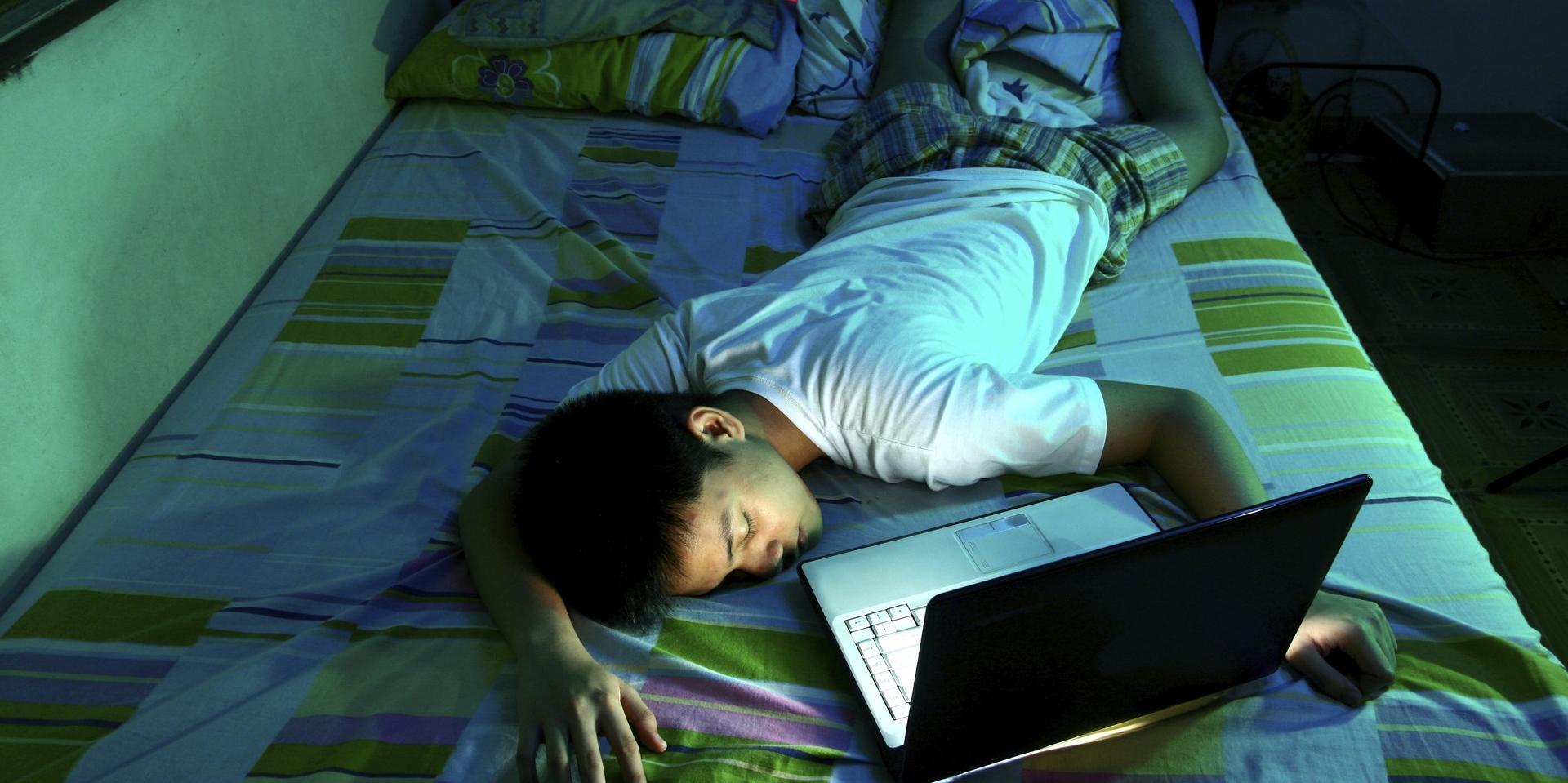 Manque sommeil ado
