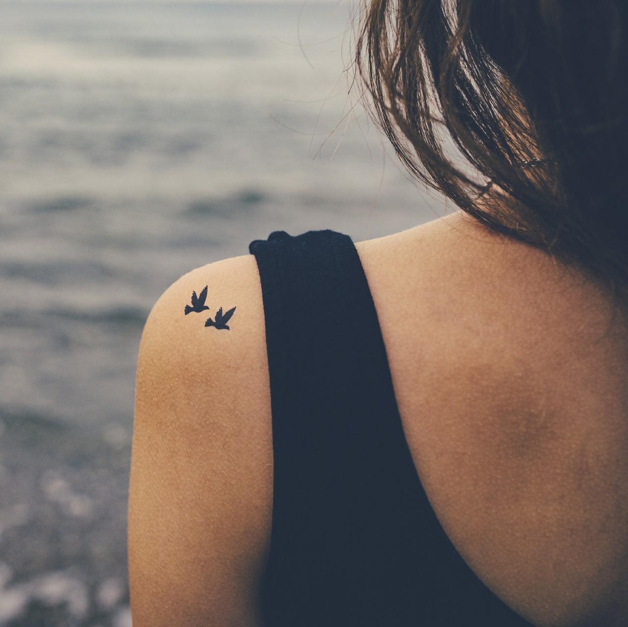 Tatouages et piercing ados