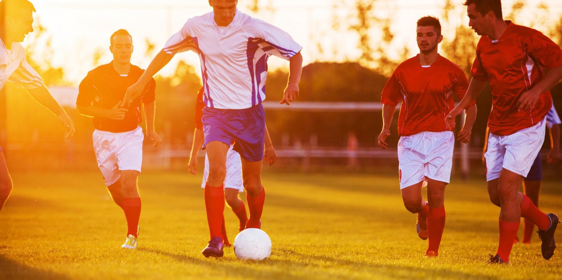 Football : populaire et bon pour la santé