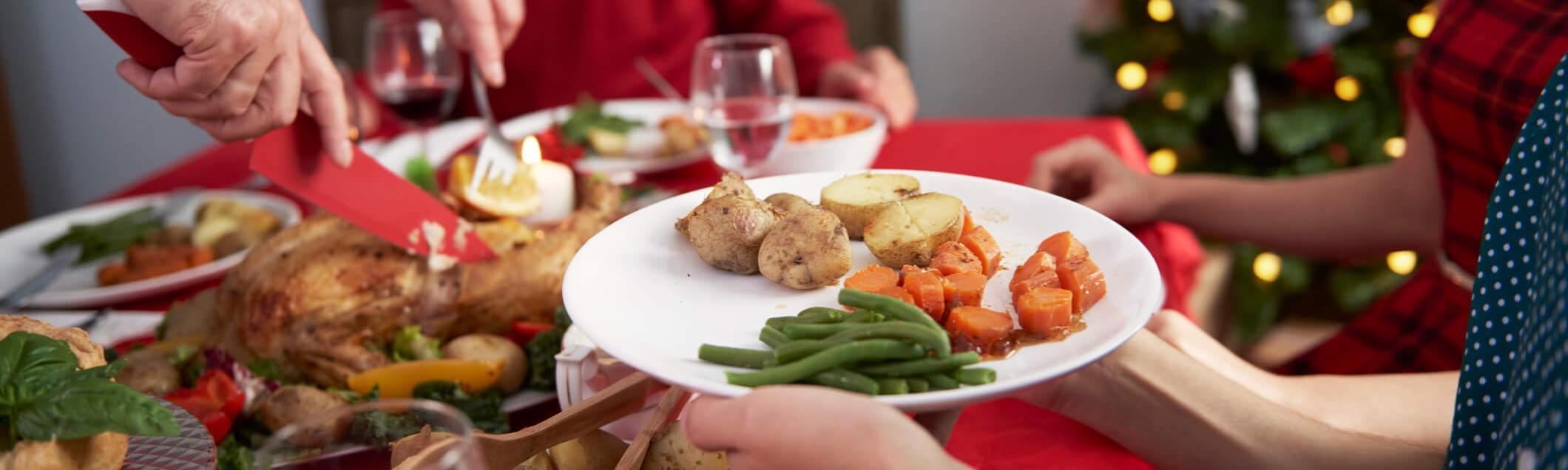Repas reveillon noel pour 2
