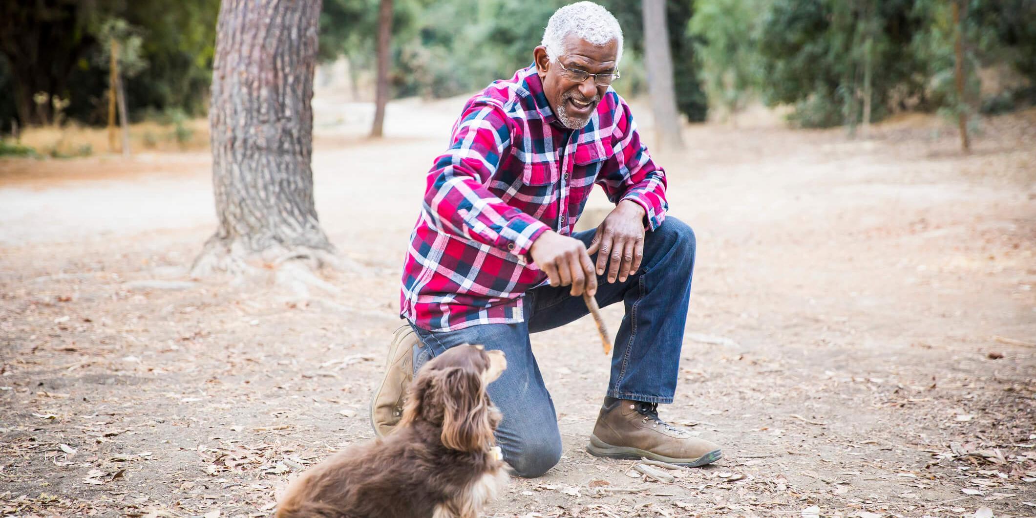 Personnes âgées : quels sont les bénéfices apportés par un animal de compagnie ?