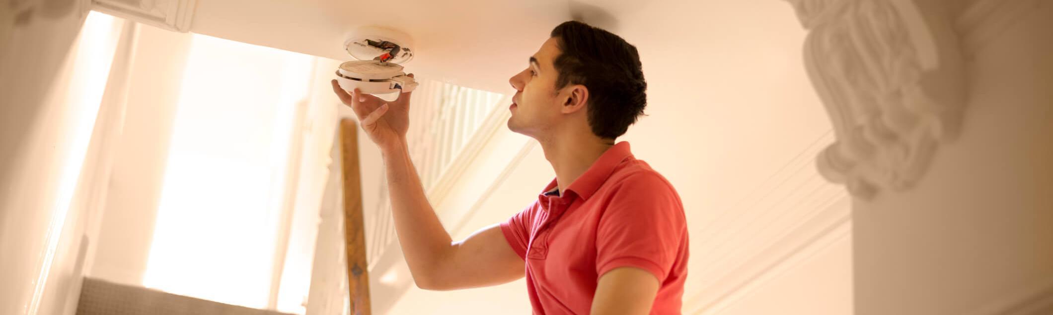 Choisir et installer son détecteur de fumée