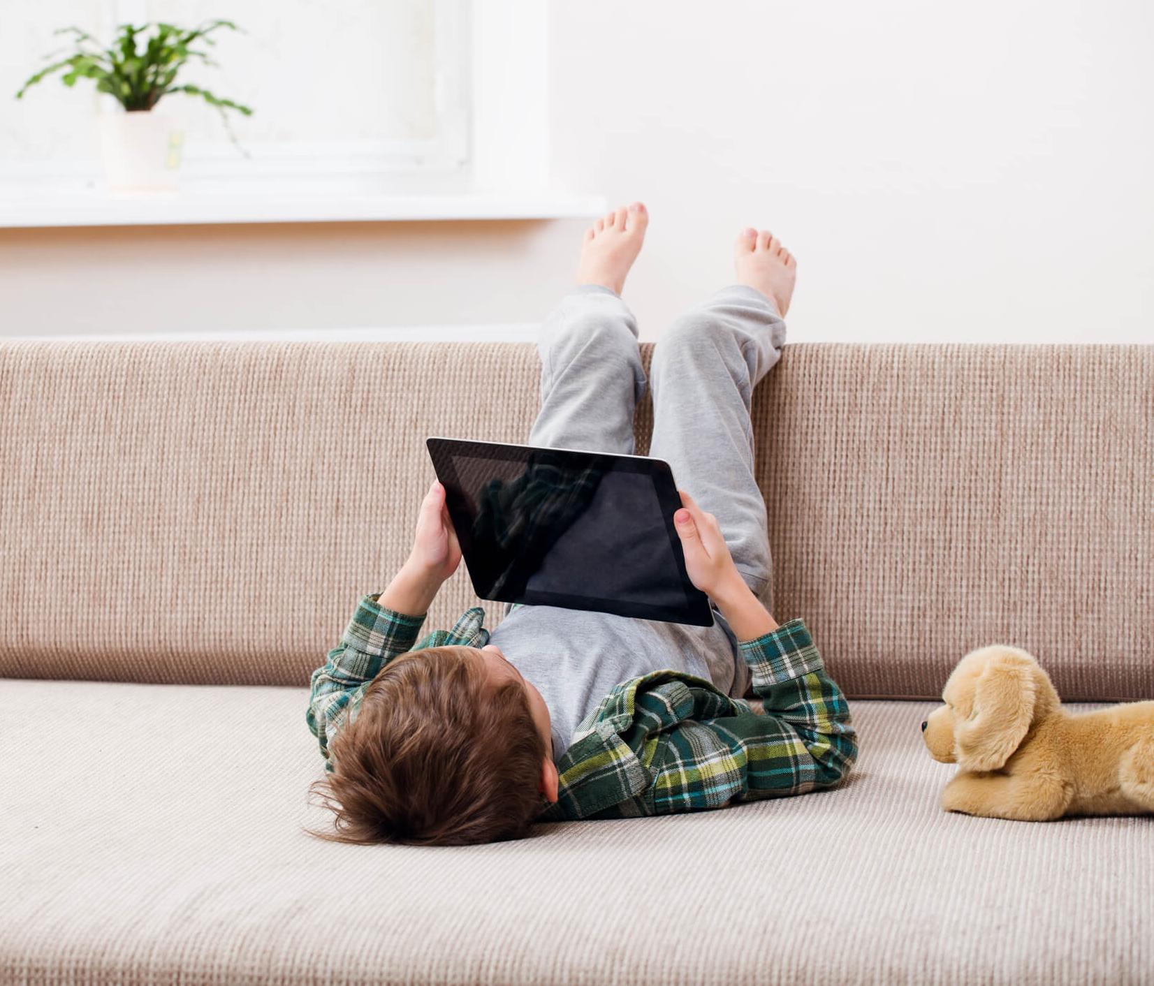 enfant ecran internet protection