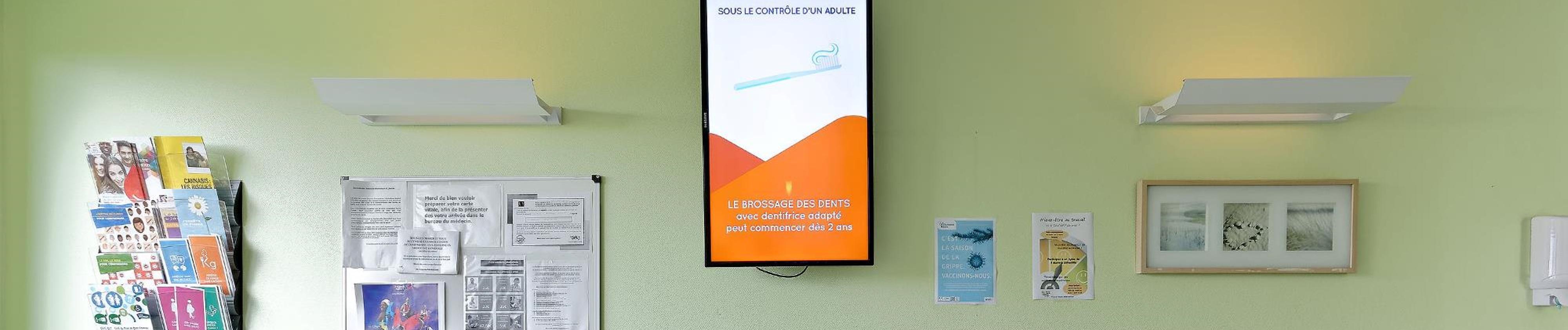 Assurance Prévention aux côtés des patients dans les Maisons de santé