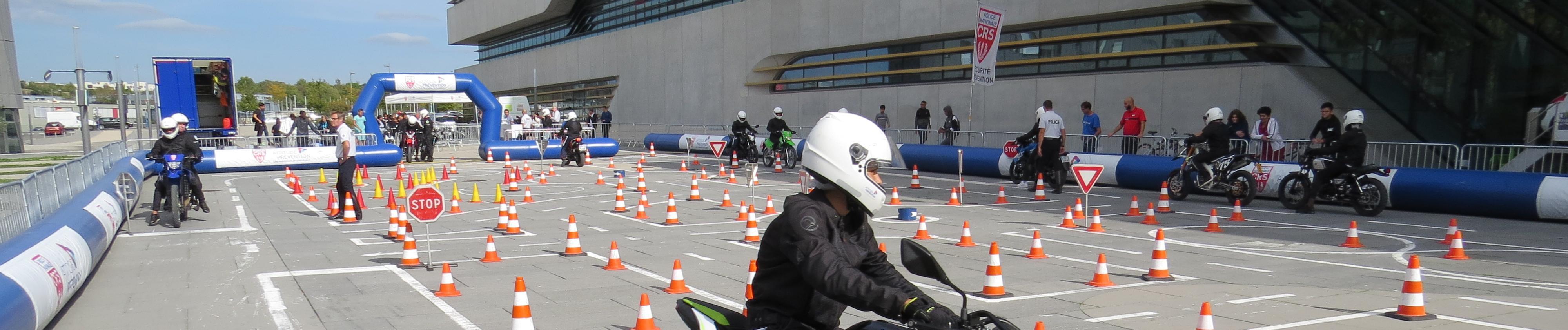 Les jeunes en piste pour la sécurité à Foix du 4 au 7/11