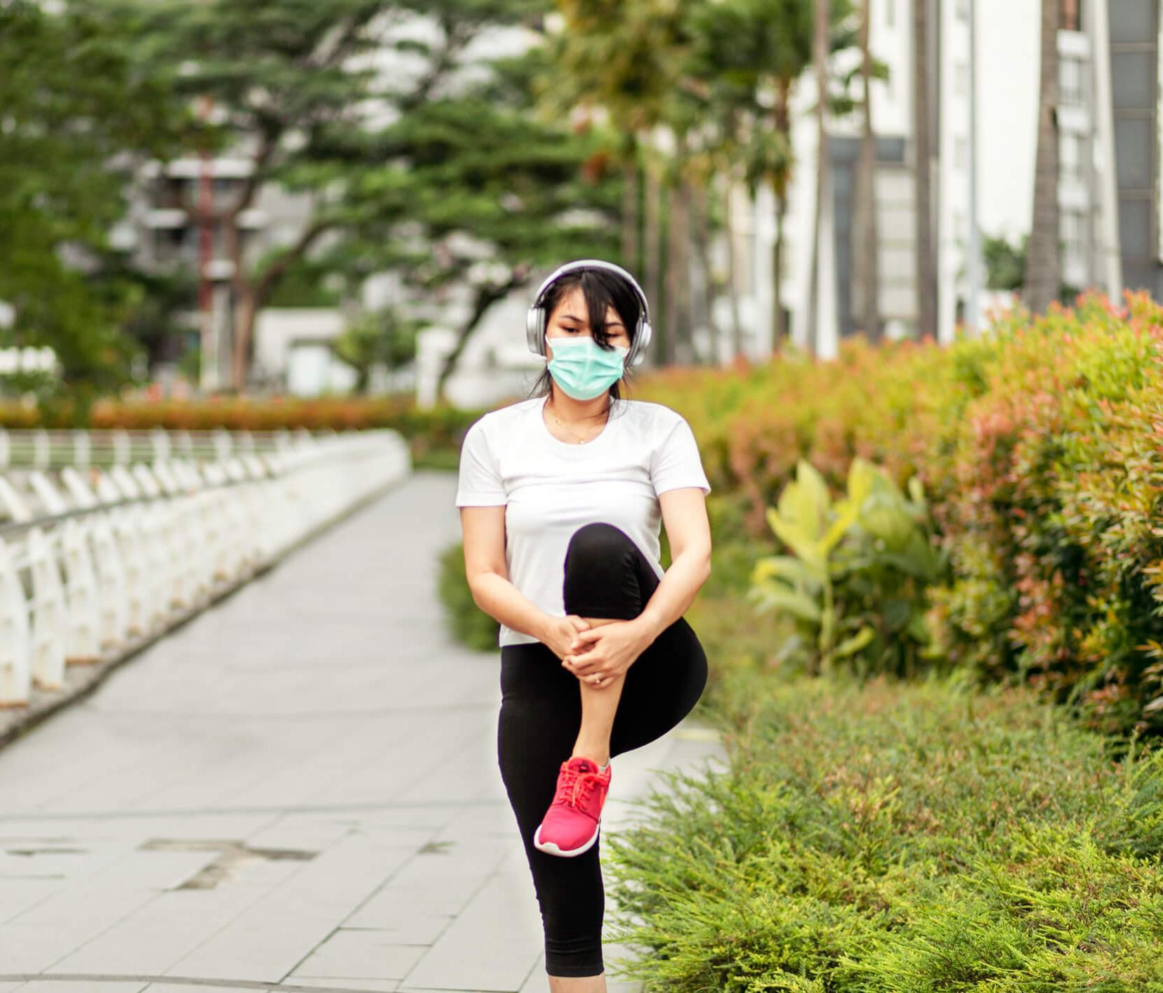 Reprendre une activité physique et sportive après le confinement