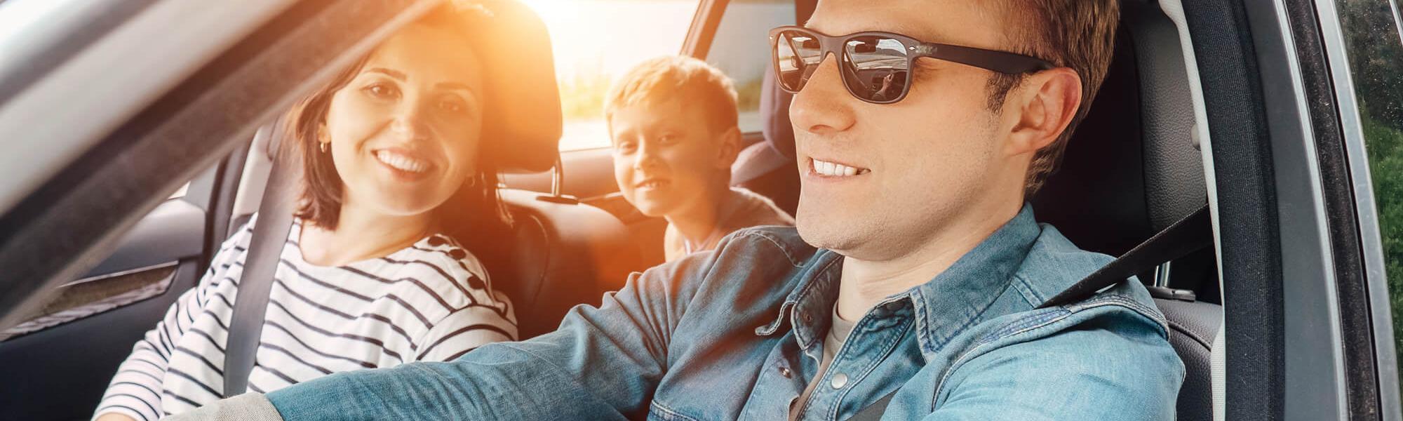 Sécurité sur la route des vacances