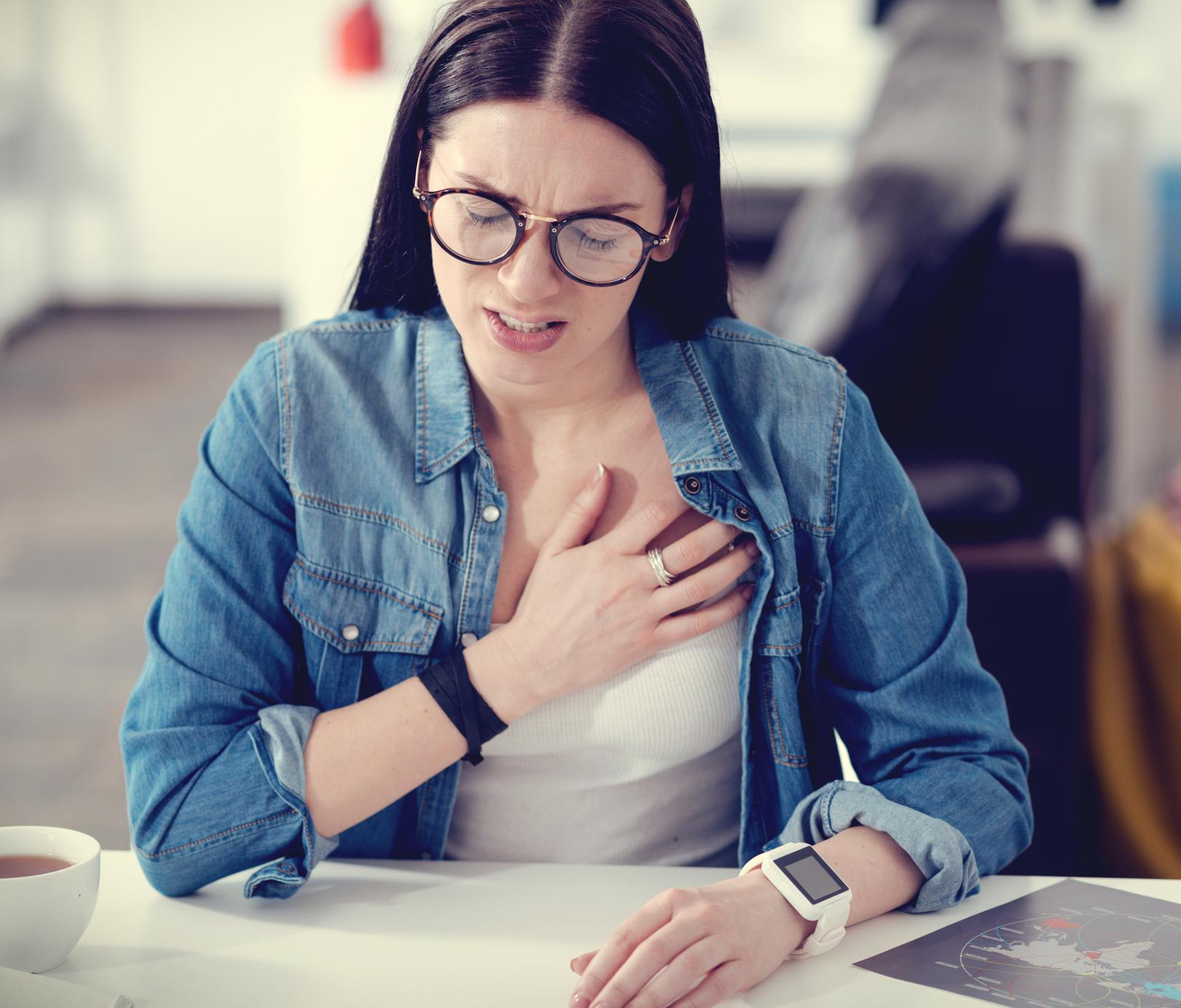 Identifier les signes d'un malaise cardiaque
