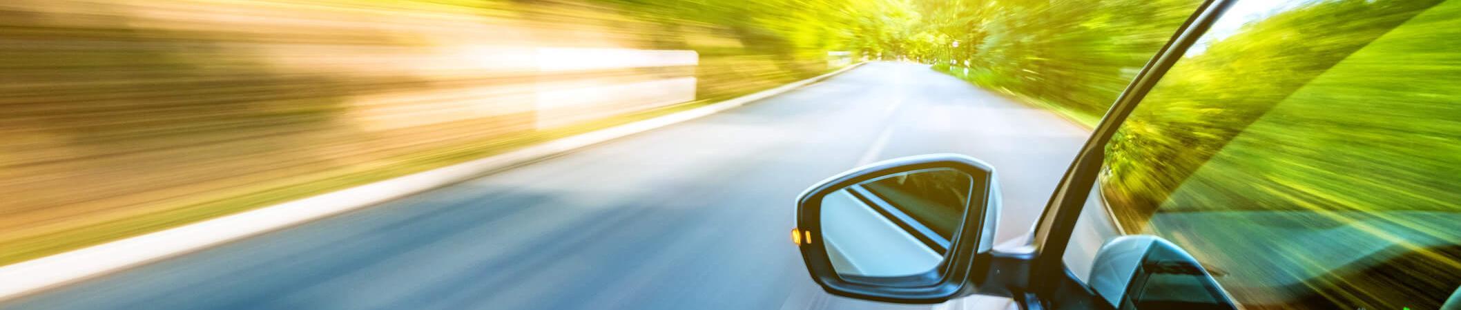 Les accidents de la route : réduire sa vitesse au volant